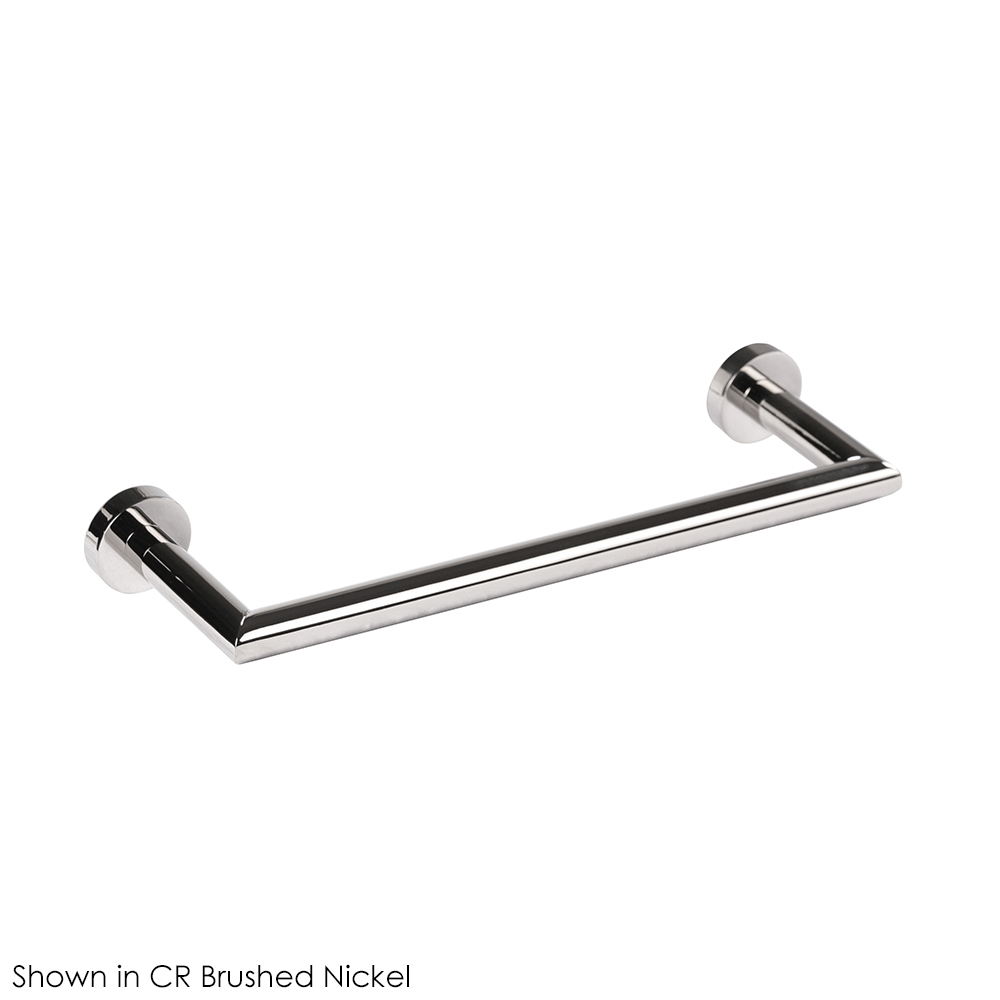 Lacava 0201S-CR Wall-Mount Towel Bar - Chrome
