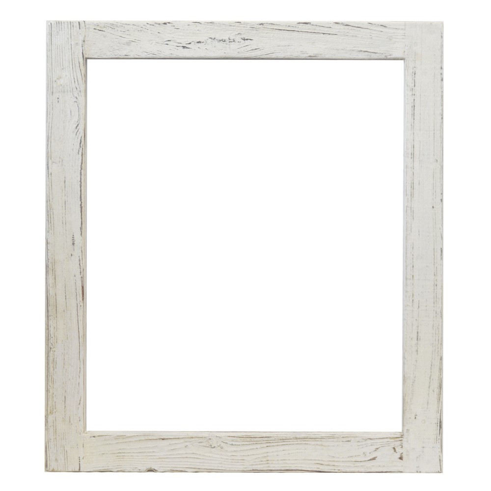 Native Trails MR290 Americana Wall Mirror- Whitewash