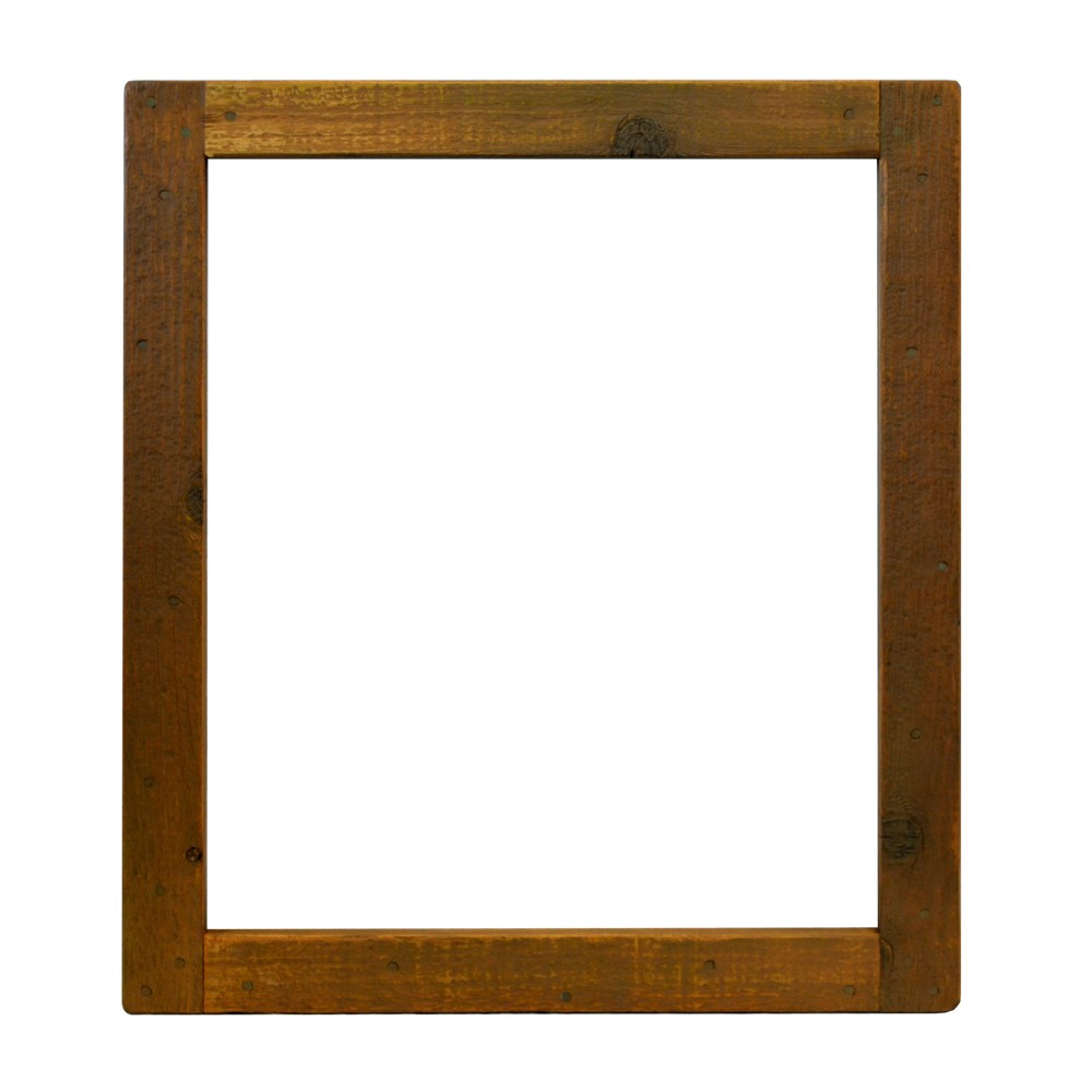 Native Trails MR291 Americana Wall Mirror- Chestnut