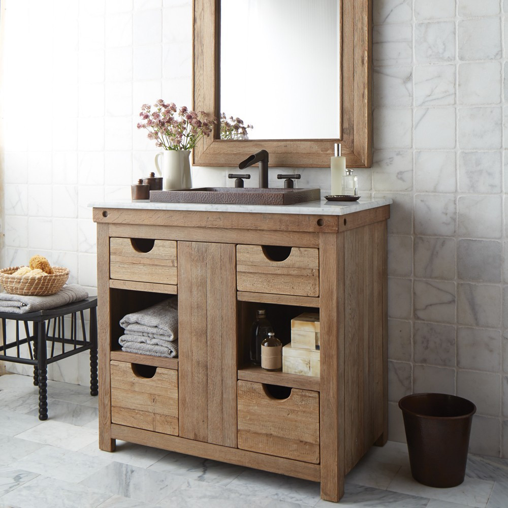 Native Trails VNW361 Chardonnay Vanity Suite