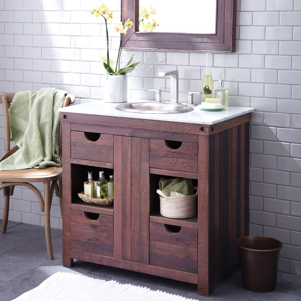 Native Trails VNW364 Cabernet Vanity Suite