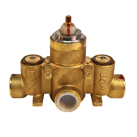 "Newport Brass 1-540 Universal Items 3/4"" Thermostatic Rough-In Valve. Temperature Control Only. Must Use With Separate Stop/Volume Control. - No Finish"