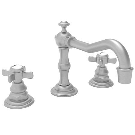 Newport Brass 1000/15S Fairfield Widespread Lavatory Faucet - Satin Nickel (PVD)