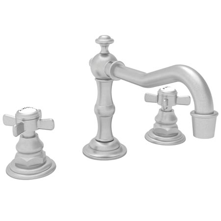 Newport Brass 1000/20 Fairfield Widespread Lavatory Faucet - Stainless Steel (PVD)