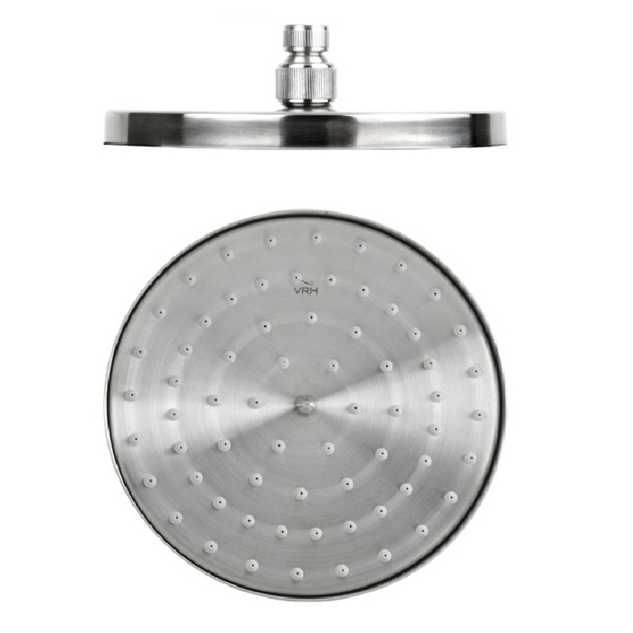 "Outdoor Shower Company CAP-115ZAS-8 8"" Disk Shower Head"