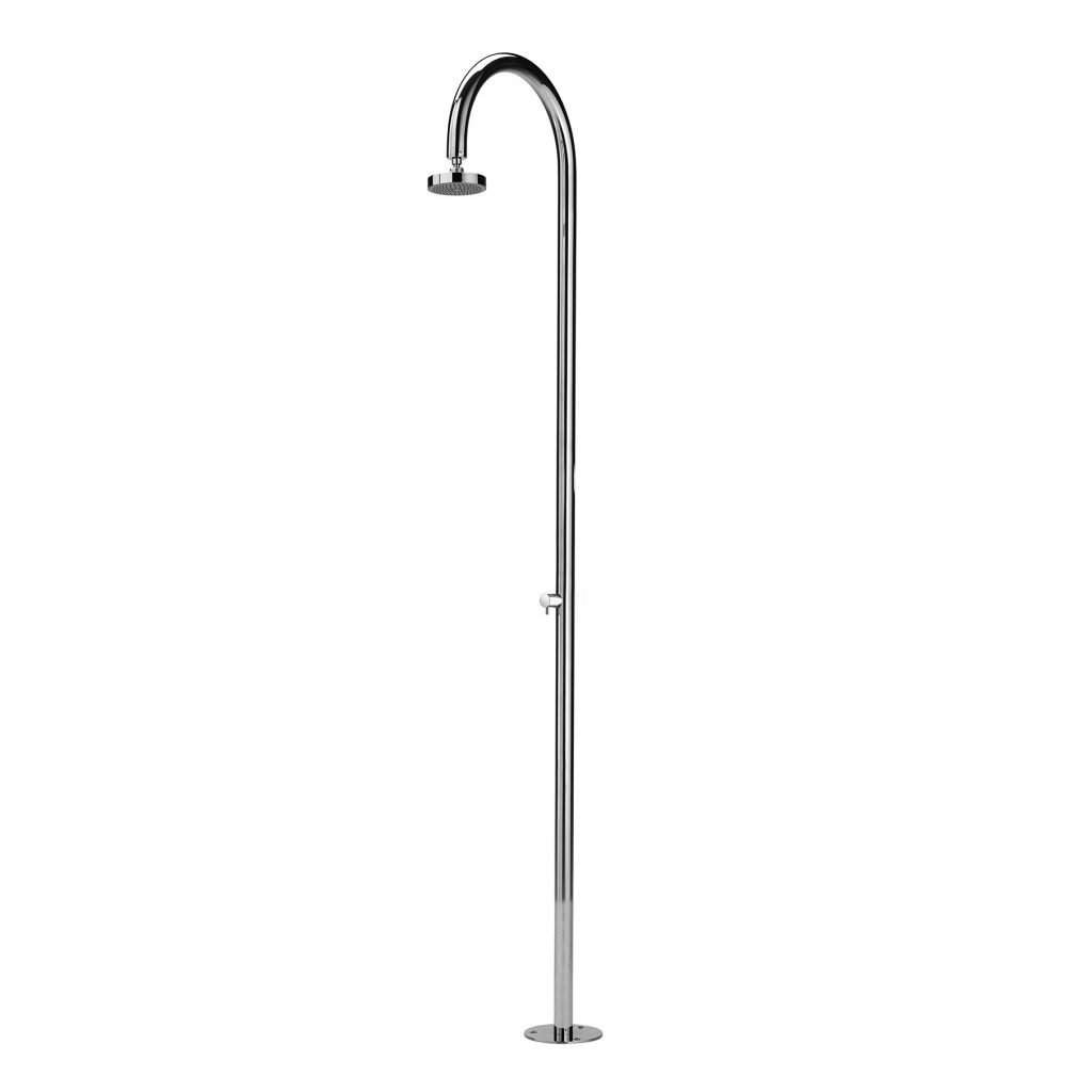 Outdoor Shower Company FTA-C50-C Single Supply Shower Unit