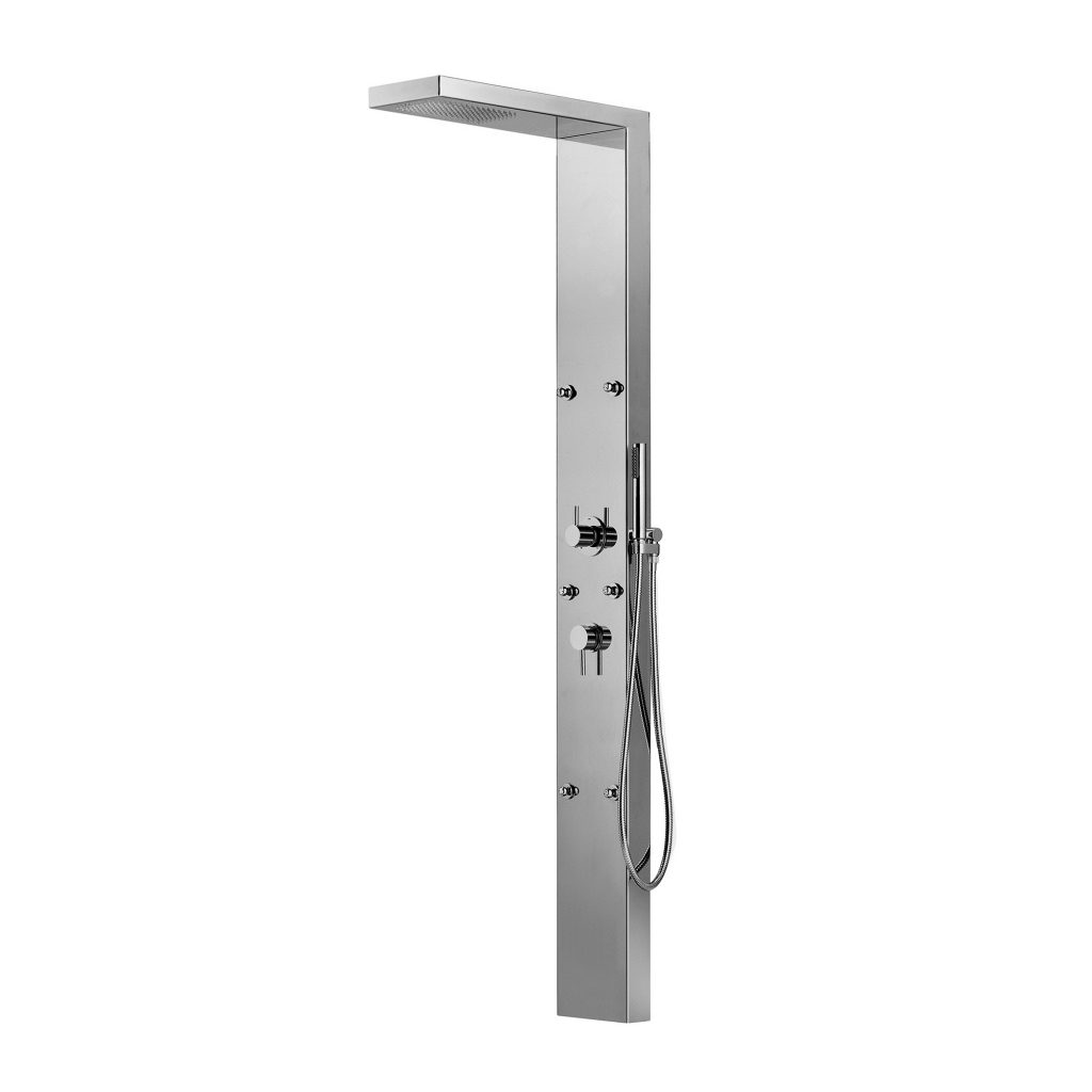 Outdoor Shower Company FTA-P22-HCHSJ Hot & Cold Shower Panel