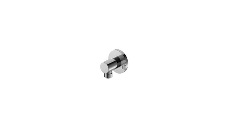 Outdoor Shower Company FTA-PS03-COUP Wall Coupling