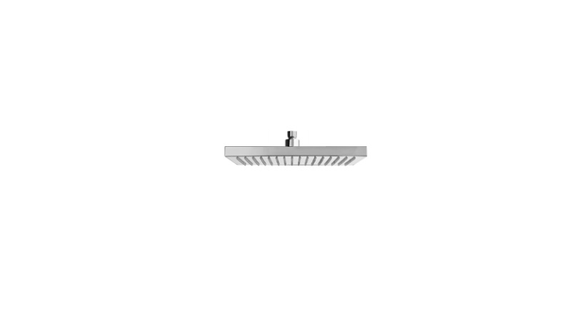 "Outdoor Shower Company FTA-S15-SHQ-16 16"" Square Shower Head"