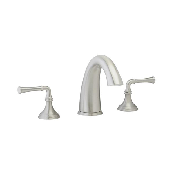 D1205E Phylrich Universal Double Handle Roman Tub Filler Faucet