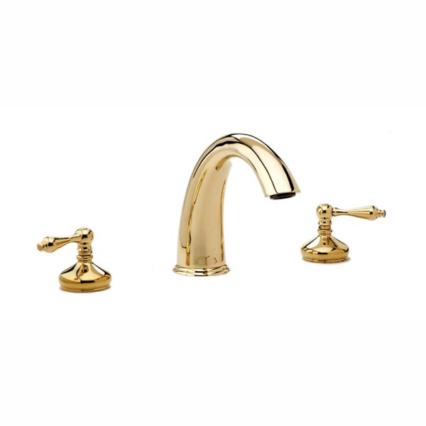 K1162T Phylrich Georgetown Double Handle Roman Tub Filler Faucet