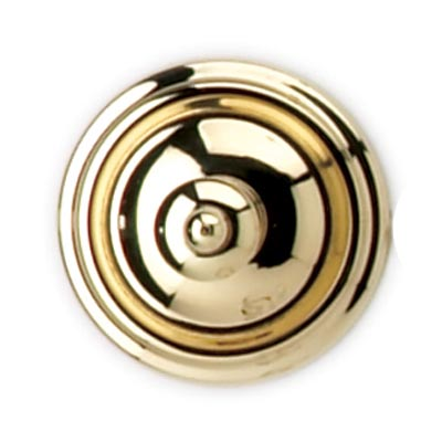 KG10 Phylrich Georgetown Small Post Robe Hook