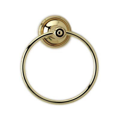 KGB40 Phylrich Georgetown Large Post Towel Ring