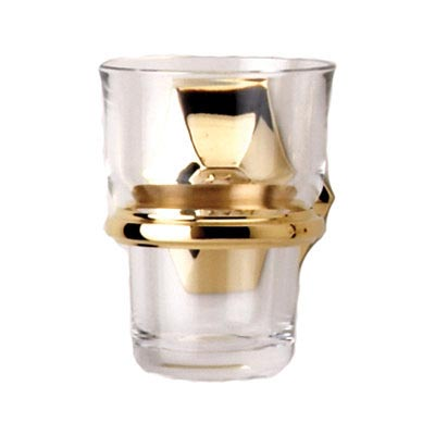 KL30 Phylrich Le Verre Wall Mounted Glass Tumbler