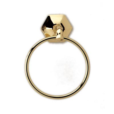 KL40 Phylrich Le Verre Towel Ring