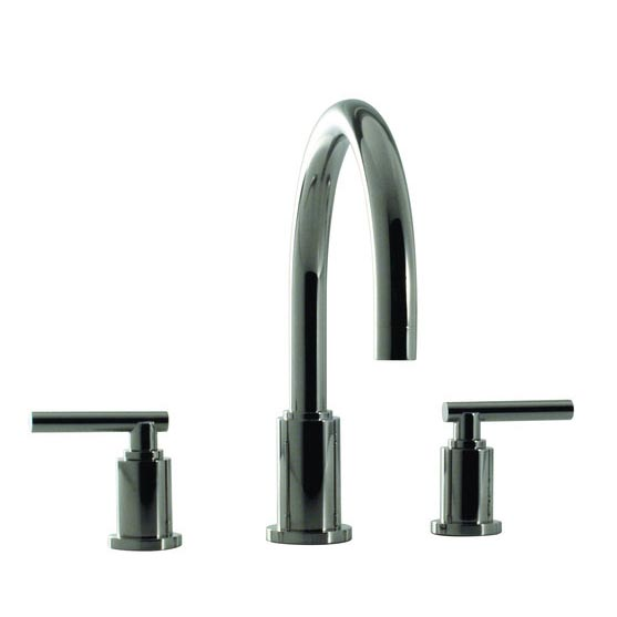 2650EZ SANTEC CAPRIE / DOME ROMAN TUB FILLER WITH EZ HANDLES