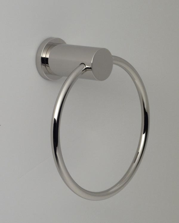 2664EA SANTEC CAPRIE / DOME TOWEL RING