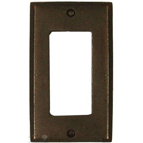Tanners Craft L6008-1G Single GFI Square Bevel Switchplate
