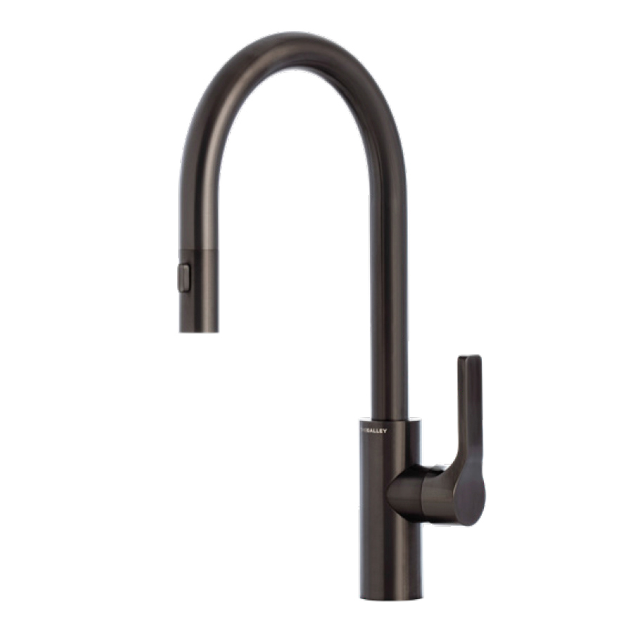 The Galley IBT D BSS Galley BarTap - PVD Satin Black