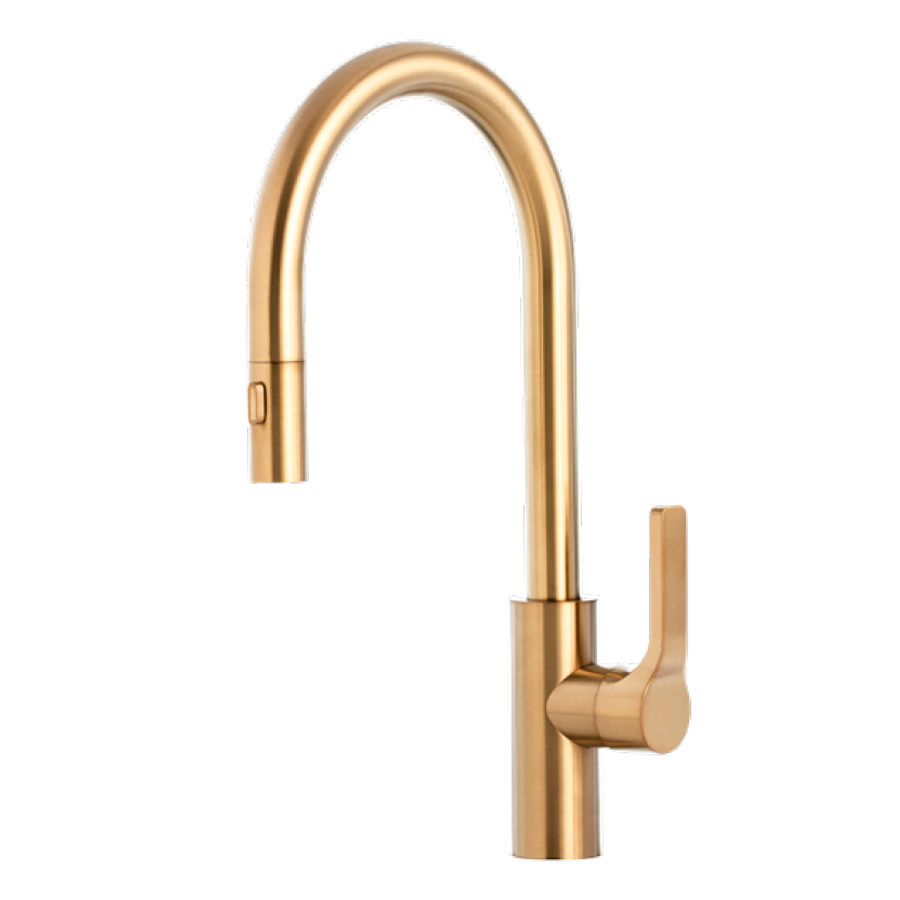 The Galley IBT D YSS Galley BarTap - PVD Brushed Gold