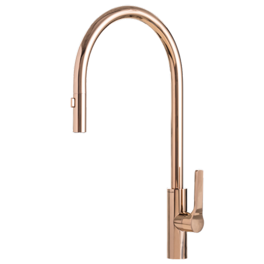 The Galley IWT D RSS Galley Tap - PVD Rose Gold