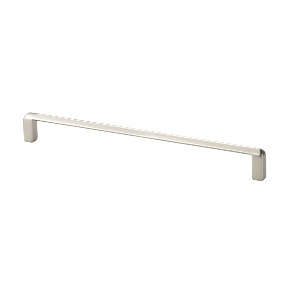 "Topex Hardware 8-1020019235 Thin Modern Cabinet Pull 7.55"" (C-C) - Satin Nickel"