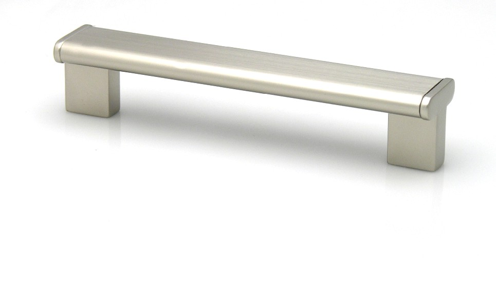 "Topex Hardware 8-105802883535 Wide Appliance Pull 11.3"" (C-C) - Satin Nickel"