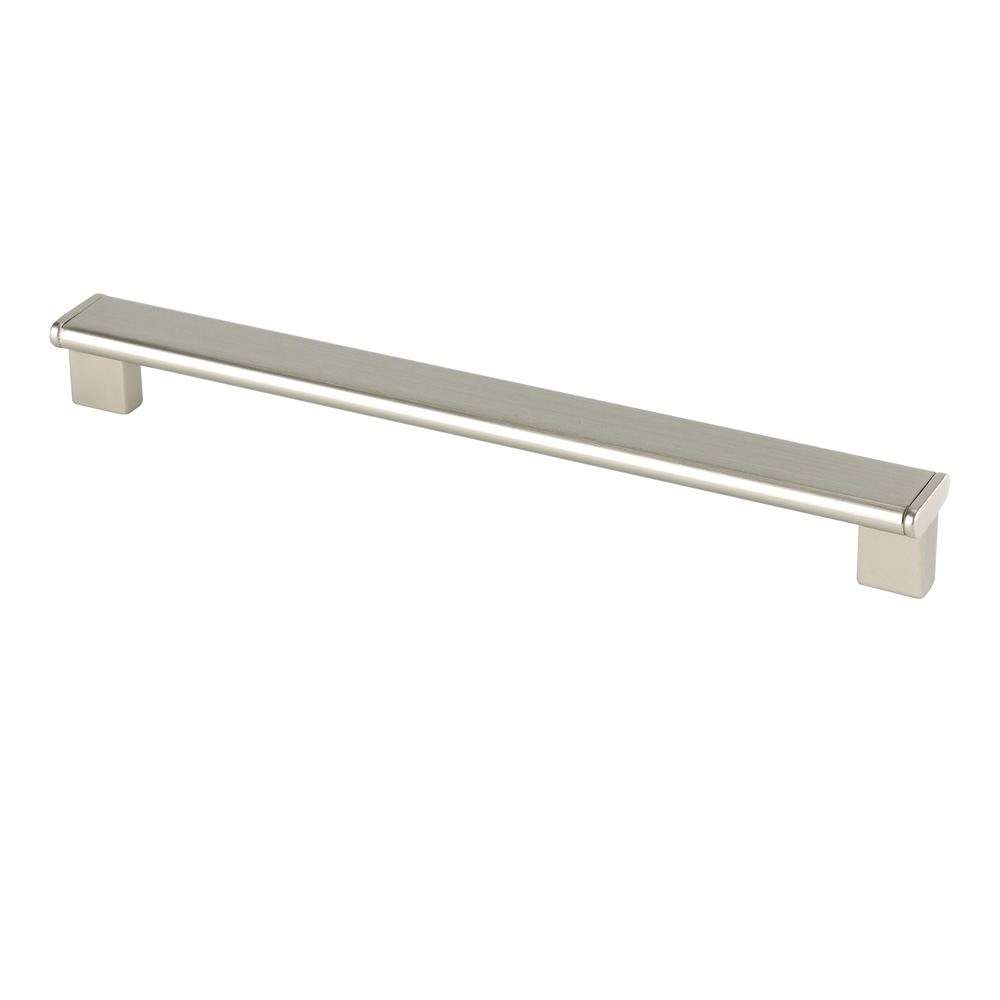 "Topex Hardware 8-105804803535 Wide Appliance Pull 18.8"" (C-C) - Satin Nickel"