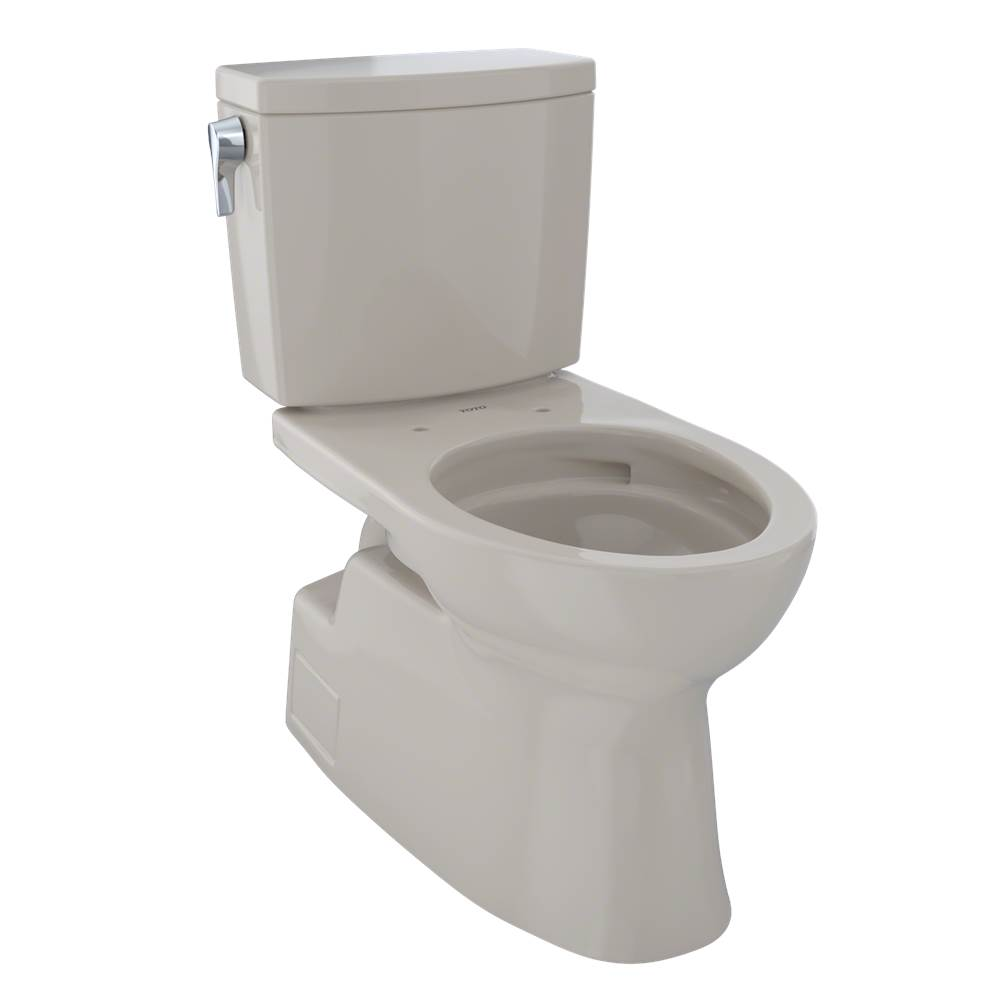 Toto CST474CUFG#03 Vespin II 1G Two-Piece Toilet, Elongated Bowl - 1.0 GPF - Bone
