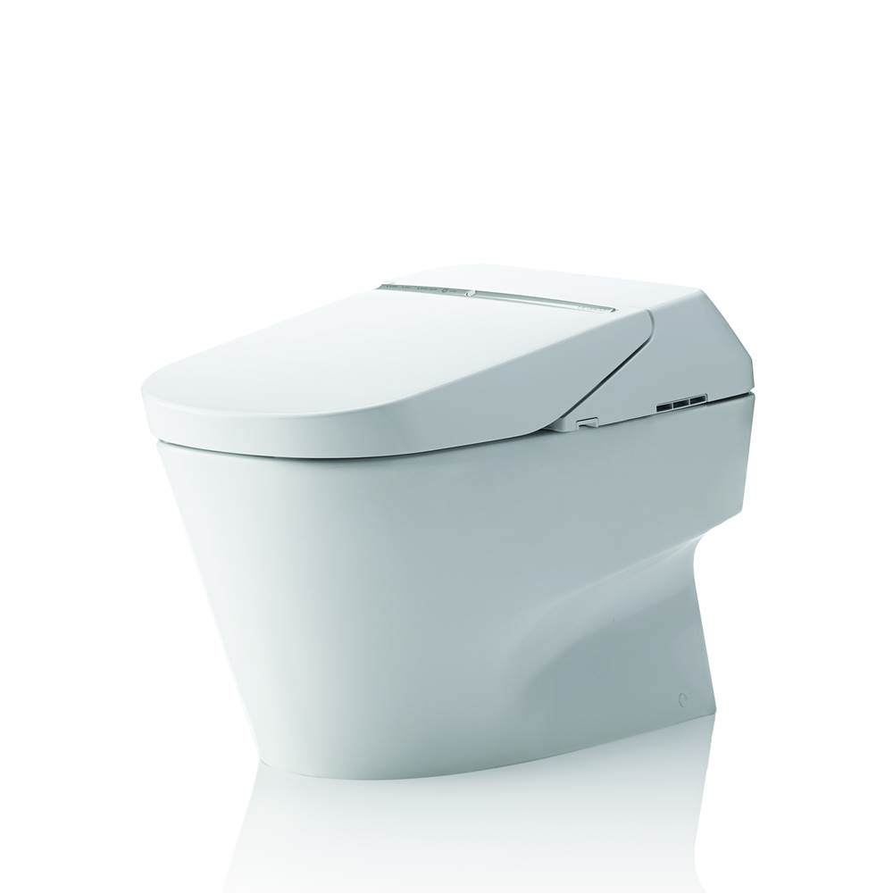 Toto MS992CUMFG#01 Neorest 700H Dual Flush Toilet, 1.0 & 0.8 GPF - Cotton