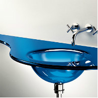Glass Sinks